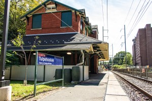 Tulpehocken Train Station